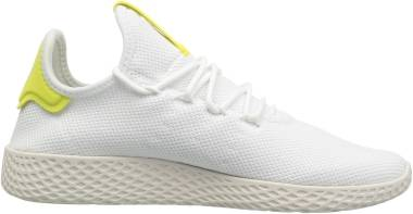 Adidas Pharrell Williams Tennis Hu - White/White/Chalk White (B41806)