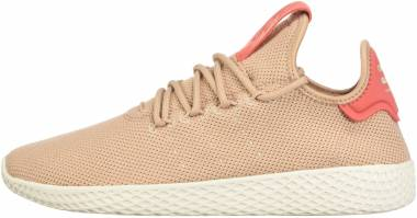 detailed look 04e14 cf397 Pharrell Williams Tennis Hu Ash Pearl Ash Pearl Linen Men