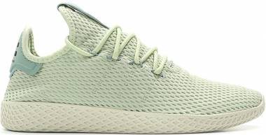 537c3f32c0605 Pharrell Williams Tennis Hu Green Men
