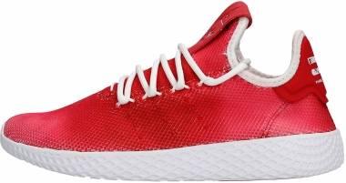 Pharrell Williams Tennis Hu Red Men