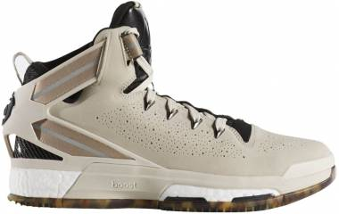 Adidas D Rose 6 Boost Beige Men