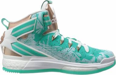 Adidas D Rose 6 Boost - Green