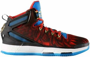 meet b77b5 7dfe9 Adidas D Rose 6 Boost Red Men