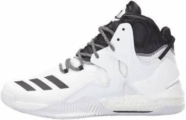 Adidas D Rose 7 - Weiß