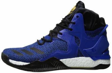 Adidas D Rose 7 - Blue/Black/Metallic Gold