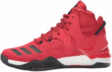 Adidas D Rose 7 - Red (B54136)