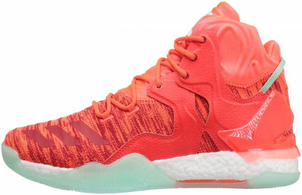 Adidas D Rose 7 Primeknit  - Orange (AQ7743)