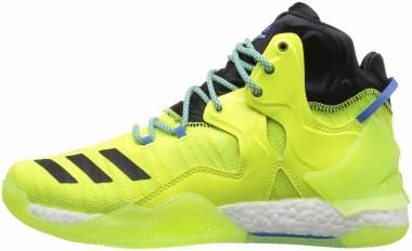 Adidas D Rose 7 Primeknit  - Yellow