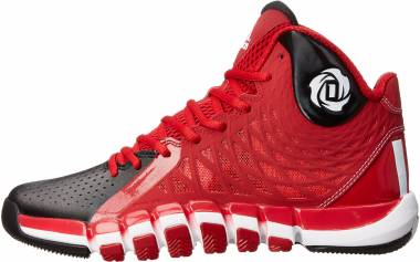 Adidas D Rose 773 II - Power Red/White/Black