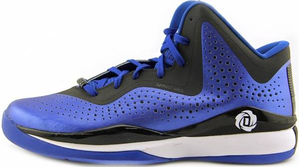 Adidas D Rose 773 III - Royal Black White (C75727)