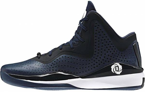 super popular 76f2b 2e3fb Adidas D Rose 773 III Navy-black-white