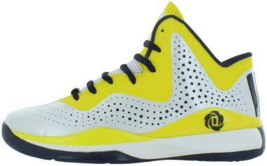 Adidas D Rose 773 III Yellow Men