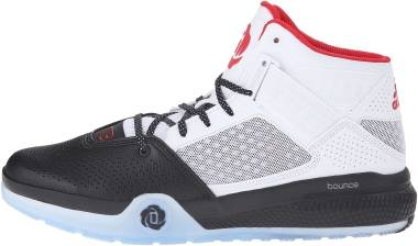 Adidas D Rose 773 IV - WHITE BLACK RED (D69433)