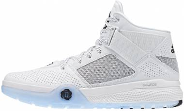 Adidas D Rose 773 IV - White/Black/White