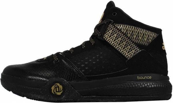 Adidas D Rose 773 IV - Black (D69592)
