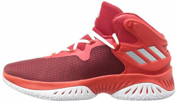 Adidas Explosive Bounce - Red
