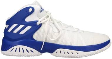 Adidas Explosive Bounce - Blue,white (CQ1568)