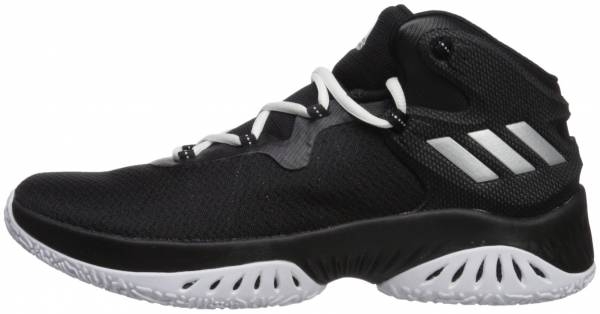buy popular a9562 6bdd2 Adidas Explosive Bounce Black