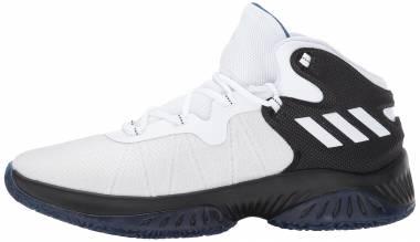 Adidas Explosive Bounce - Schwarz Negbas Ftwbla Azucap (BB8439)