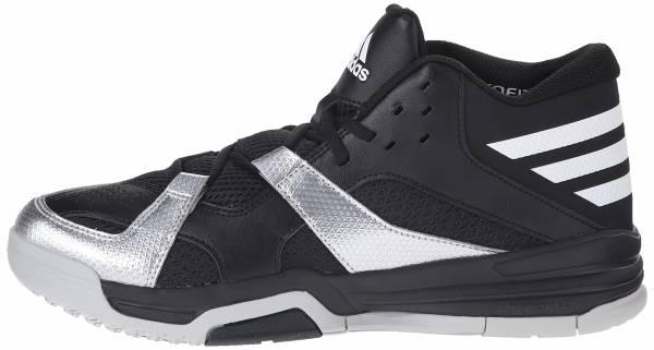 Adidas First Step - Schwarz Weiß Silber Negbas Ftwbla Plamet