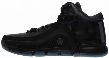 Adidas J Wall 2 - Black/Gray/Black (AQ7737)