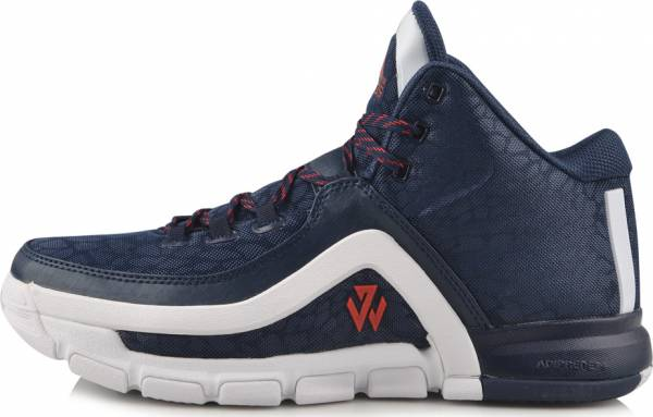 online store 36341 025c0 Adidas J Wall 2 NAVY RED WHITE