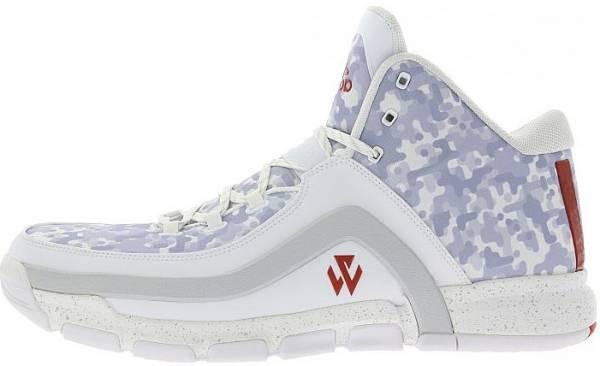 Adidas J Wall 2 White