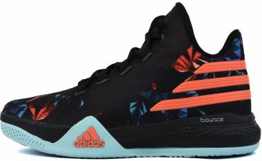 new styles 4df94 17453 Adidas Light Em Up 2 Black-clear Green-super Orange Men
