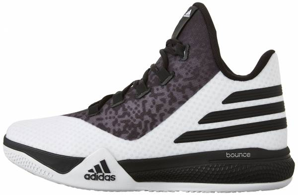 Adidas Light Em Up 2 - White - Black (AQ8466)