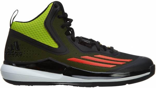 Adidas Title Run - Semi Solar Yellow/Solar Red/Core Black