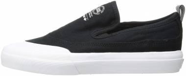 Adidas Matchcourt Slip ADV Black/Black/White Men
