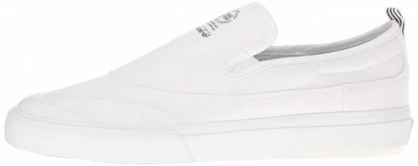 Adidas Matchcourt Slip ADV - White/White/White