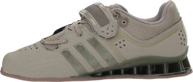 Adidas AdiPower Weightlifting Shoes - Grey (DA9874)
