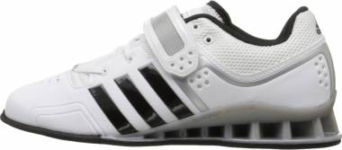 Adidas AdiPower Weightlifting Shoes White Men