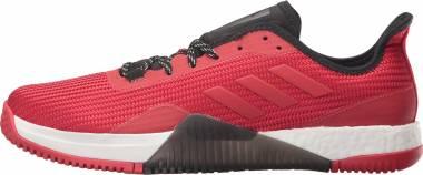 Adidas CrazyTrain Elite - Scarlet/Scarlet/Black