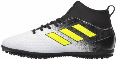 Adidas Ace Tango 17.3 Turf Footwear White/ Solar Yellow/ Core Black Men