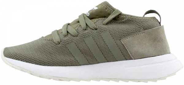 Adidas Flashback Mid Green