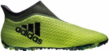 Adidas X Tango 17+ Purespeed Turf - Yellow (CG3237)