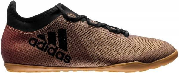 Adidas X Tango 17.3 Indoor - Amarillo Ormetr Negbas Rojsol 000 (CP9033)