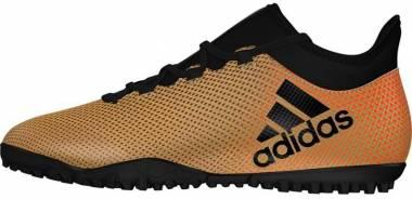 Adidas X Tango 17.3 Turf - Gold (CP9135)