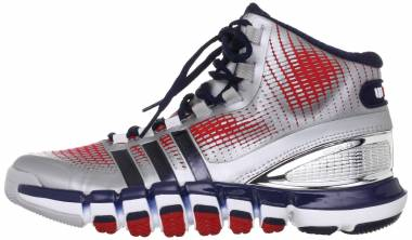 Adidas AdiPure CrazyQuick - Silver
