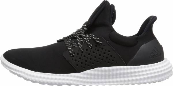 womens adidas trainers black