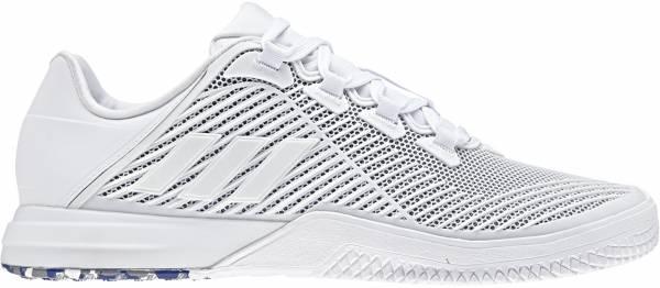 Adidas CrazyPower Trainer - White Ftwwht Grey Croyal (CG3457)