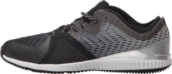 Adidas CrazyTrain Pro - Black/Metallic Silver/Black (S81035)