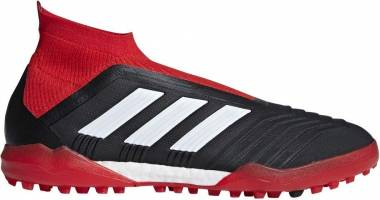 Adidas Predator Tango 18+ Turf - Core Black Cloud White Red