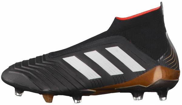 Adidas Predator 18+ Firm Ground Black