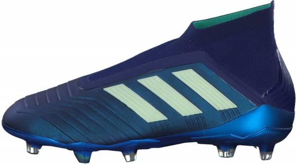 Adidas Predator 18+ Firm Ground - Blue (CM7394)