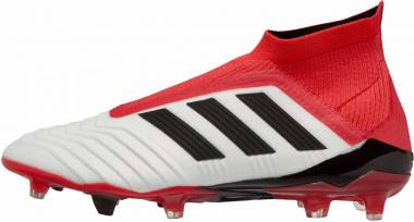 Adidas Predator 18+ Firm Ground - Red (CM7391)