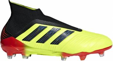 Adidas Predator 18+ Firm Ground - Yellow