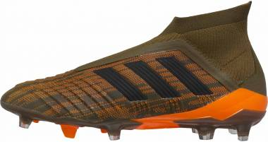 Adidas Predator 18+ Firm Ground - Orange (CM7395)